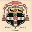 Arms of Christchurch- Oxford