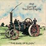 Garrett Traction Engine