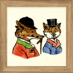 Mr. and Mrs. Fox