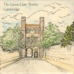 The Great Gate Trinity- Cambridge