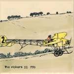 The Vickers 22- 1910