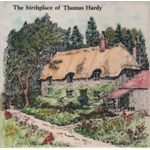 The birthplace of Thomas Hardy