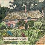 Thomas Hardy's Birthplace- Higher Bockhampton